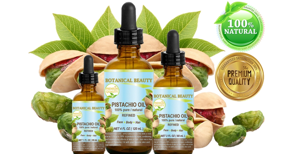 Pistachio Oil by Botanical Beauty